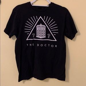 Dr. Who shirt